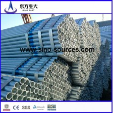 galvanized rectangular steel pipefor construction