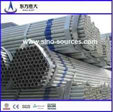 galvanized threaded cap carbon steel pipe factory price