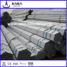 "hot dip galvanized steel pipe 2"" diameter, ASTM A53 grade b"