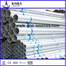 Hot galvanized steel pipe made in Cyprus