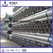 Hot galvanized steel tude made in Bahrain