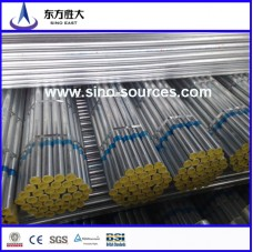 hot sale galvanized steel pipe for greenhouse frame