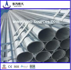 Hot sale hot dipped galvanized steel pipes manufacturer