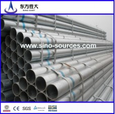 3 1/2 inch galvanized steel pipe