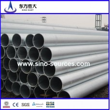 Leading Galvanized Steel Pipe manufacturer