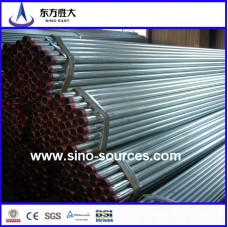 Professional Galvanized Steel Pipe manufacturer