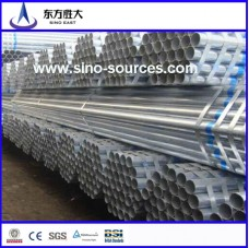 Q235 4inch gi round hollow section steel pipe  for construction