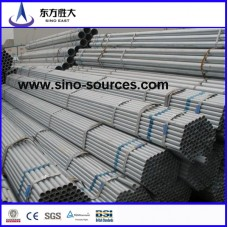 Q235 hot sale galvanized steel pipe supplier