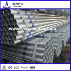 STK500 GALVANIZED ROUND HOLLOW SECTION STEEL PIPE