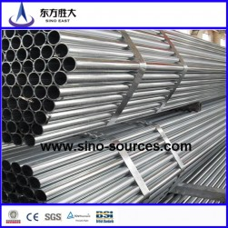 BS 1139 scaffold galvanize pipe 6 meter