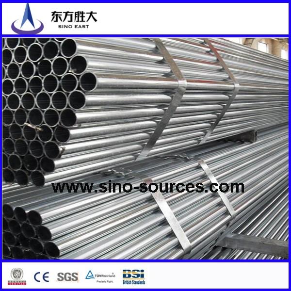By621 200 20 Carbon Frontaufsatzelemente: BS 1139 Scaffold Galvanize Pipe 6 Meter