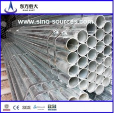Galvanized Steel Pipes for General Structural Use