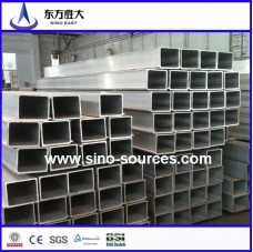 50×50×8mm EN S275 J2H SMLS Square Steel Pipe