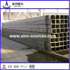 astm a500 grc welded rectangular steel pipe