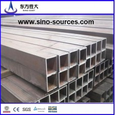 ASTM thick wall square steel pipe