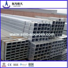 china manufacturer bs1387 galvanized square pipe
