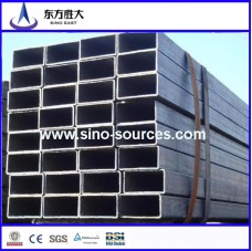 cold galvanized square steel pipe