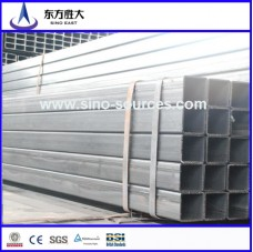 galvanized rectangular steel tube manufacturers