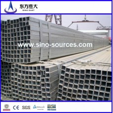 gis g3466 130*70 construction rectangular steel pipe