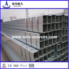 high quality of q235b 30*30mm square tube