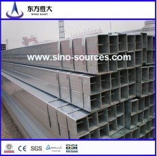 hollow section steel tube in China