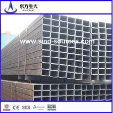 hot dip galvanized square pipe for sale