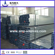 ISO Square steel pipe / tube (BV)