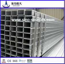 JIS G34666 20X40 rectangular steel pipe for construction