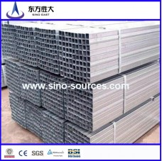 q195 q215 q235 q345 galvanized square steel pipe