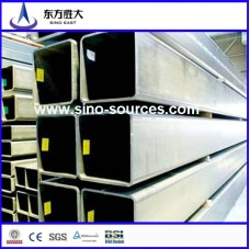 Q235 150×100 large diameter rectangular steel pipes