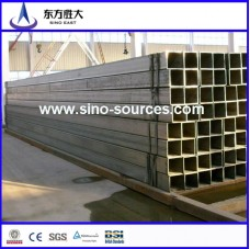 Q345 20*20mm square steel pipe