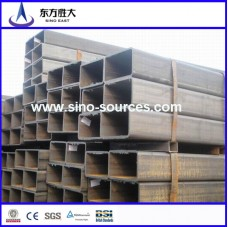 s275jr / equivalent rectangular steel pipe