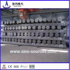 API 5L /ASTM A53 GRB 5''~12''  seamless steel pipe with black painting