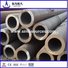 SCH 40 seamless steel pipe supplier