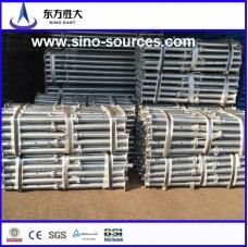 en39 48*2.5mm scaffold steel pipe