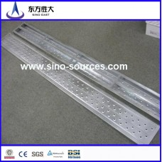 Q235 galvanized scaffolding steel walking board
