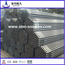 Q235 42 MM galvanized steel pipes for scaffolding supplier