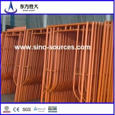 Q235B Scaffolding frame for Construction