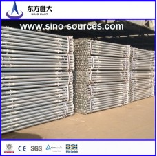 Q235thickness :2.5mm hot rolled scaffolding steel pipes