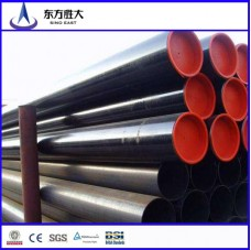 API 5L GR.B ASTM A106 GRB Hot rolled carbon seamless steel pipe
