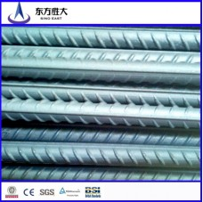 BS4449 high tensile deformed steel bar for construction