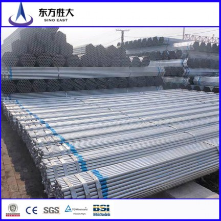 Galvanized Carbon Stainless seamless steel pipe
