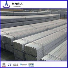 hot rolled q235 6m length L v shaped angle steel bar