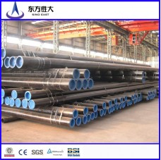 ASTM A53 carbon oil and gas seamless steel pipe