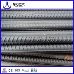 HRB 400 14mm deformed steel bar made in China