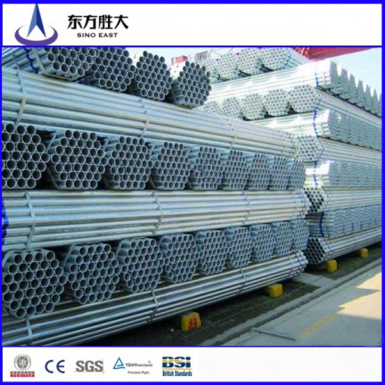 fence post galvanized steel pipe for green house building material