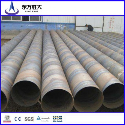 Professional Supplier Large Diameter spiral Steel Pipe