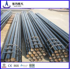 seamless steel tube for building material and oil pipeline