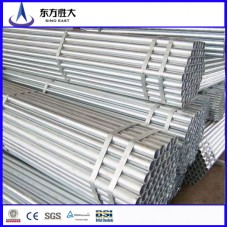 BS EN 10219 hot dipped galvanized steel pipe manufacturer companies