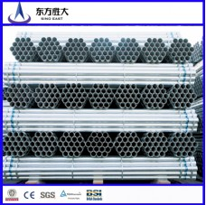 pre galvanized round black carbon steel pipe manufacturer price